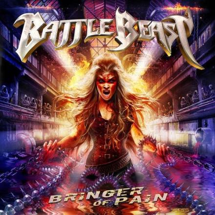 Battle Beast - Bringer Of Pain - CD