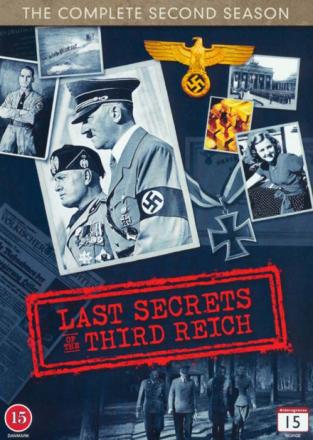 Last Secrets of the Third Reich: Season 2 (2-disc) - DVD