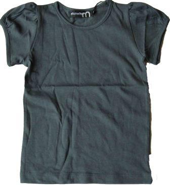 T-shirt støvet blå - Minymo
