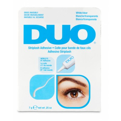 DUO Eyelash Striplash Adhesive White Wimpernkleber 7 g