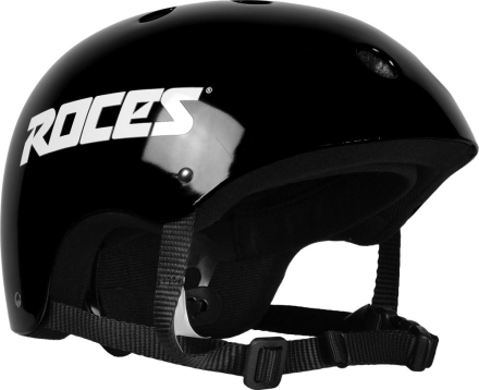 Roces Scooter hjelm - sort