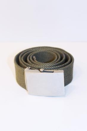 Add More BRICK Canvas belt Man