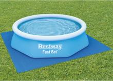 Bestway poolunderlag Flowclear 274x274 cm