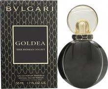 Bvlgari Goldea The Roman Night Eau De Parfum 50ml Sprej