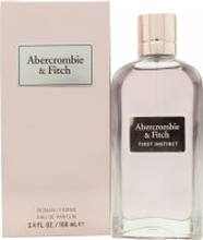 Abercrombie & Fitch First Instinct for Her Eau de Parfum 100ml Spray