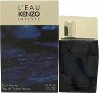 Kenzo L'Eau Kenzo Intense Pour Homme Eau de Toilette 30ml Sprej
