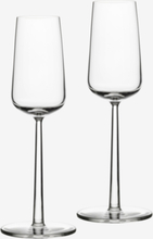 Essence Champagneglas 21cl 2-pack