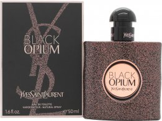 Yves Saint Laurent Black Opium Eau de Toilette 50ml Spray
