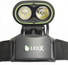 LedX Kaa 2000 Pannlampspaket