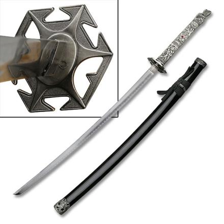 Samuraisverd - Highlander Dragon - 107cm