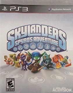 Skylanders Spyros Adventure spil