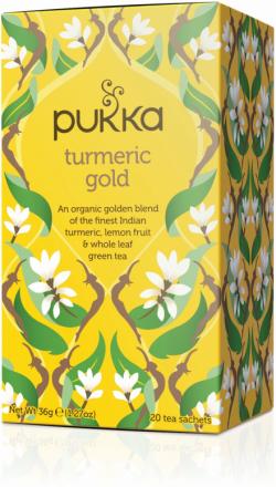 PUKKA -Turmeric Gold Tea