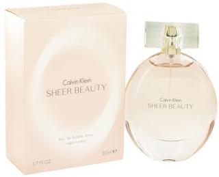 Sheer Beauty by Calvin Klein - Eau De Toilette Spray 50 ml - til kvinder