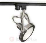 3-fas skenlampa OMEGA satinerad nickel