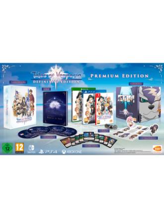 Tales of Vesperia - Definitive Edition (Collectors Edition) - Sony PlayStation 4 - Roolipelit (RPG) - toimintaroolipelit