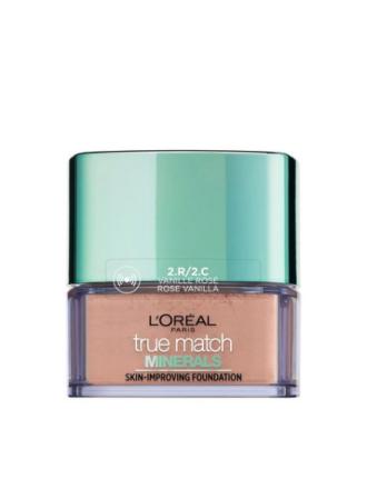 L'Oréal Paris True Match Minerals Powder Foundation Rose Vanilla