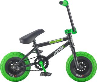 Rocker Irok+ MiniMain Grön Mini BMX Cykel