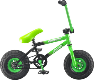 Rocker Irok+ Mini Monster Mini BMX Cykel
