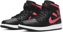 Air Jordan 1 Mid Women's Shoe - Black