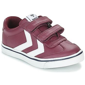 Hummel Sneakers HOP JR Hummel - Spartoo