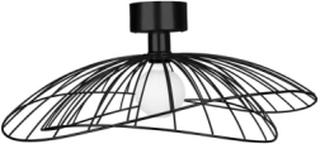 Globen Lighting Plafond / Vägg Ray Svart
