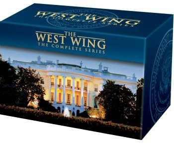 The West Wing/Præsidentens Mænd - DVD