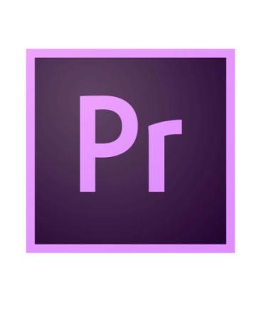 Adobe Premiere Pro Creative Cloud - 2 enheter | PC/Mac |