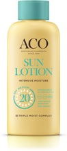 ACO Sun Lotion SPF 20 200 ml