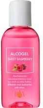 DAX Alcogel sweet raspberry Parfymerad handsprit 50 ml