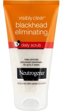 Neutrogena Blackhead Eliminating Facial Scrub 150 ml