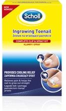 Scholl Ingrowing Toenail Smidig behandling av nageltrång