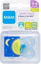 MAM Night 0-6m SkinSoft 1 st