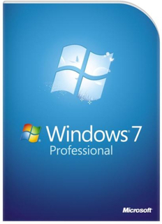 Microsoft Windows 7 Pro RETAIL 32/64bit (SVE)