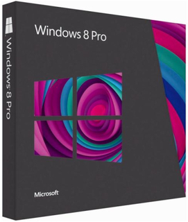 Microsoft Windows 8 Professional (32/64bit) OEM (SVE/ENG)