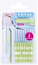 EKULF pH professional pH prof konisk 0,8 18st