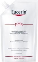 Eucerin pH5 Washlotion Refill Oparfymerad 400 ml - Flytande Tvål