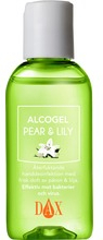 DAX alcogel Pear & Lilly Handsprit/Alcogel. 50 ml