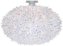 Kartell - Bloom lampe III, Krystall
