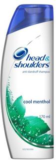 Head & Shoulders Cool Menthol Shampoo 200 ml