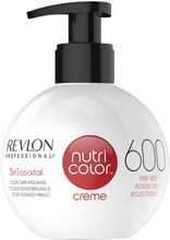 Revlon Nutri Color Creme 600 Fire Red 270 ml