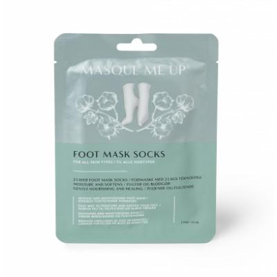 Masque Me Up Foot Mask Socks 1 par