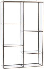 House Doctor Displayhylla 6-plan 52 cm