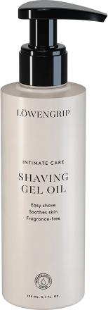 Löwengrip Intimate Care Shaving Gel Oil, 150 ml Löwengrip Intimvård