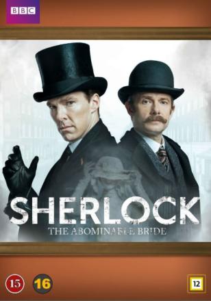 Sherlock Holmes - The Abominable Bride/Den Afskyelige Brud - DVD
