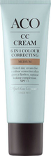 ACO Face CC Cream Spf15 50ml Medium