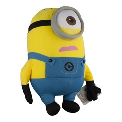 Despicable Me Minion Bamse - Carl - wupti.com