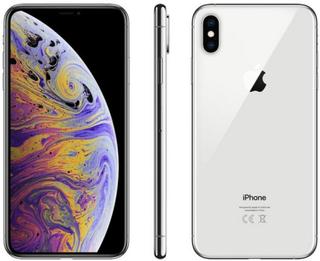 iPhone XS Max 256GB Silver MT542