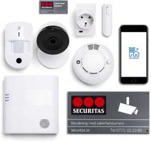 Securitas Hemlarm Video