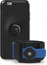 Quad Lock - Run kit - Cover, cage og strop til overarm - Til Samsung 8