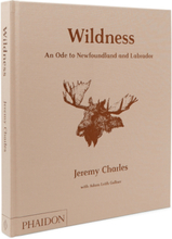Wildness: An Ode To Newfoundland And Labrador Hardcover Book - Mushroom